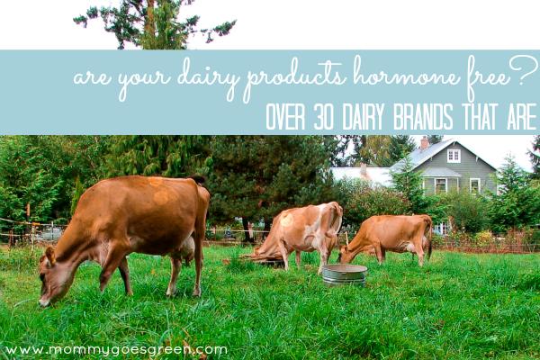 hormone free dairy blue