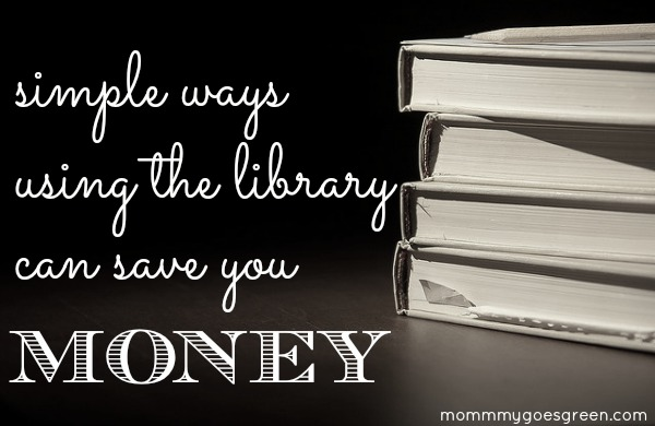 simple ways using the library can save you money
