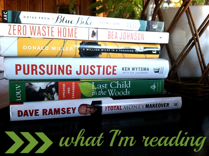What I'm Reading: Books That Are Changing Me