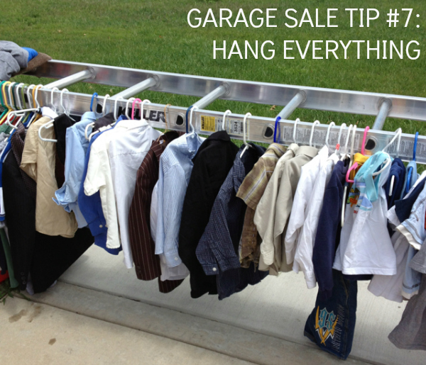 Garage Sale Ideas Organize Part - 22: 16 Garage Sale Tips To Make Hundreds (thousands) At Our Next Garage Sale