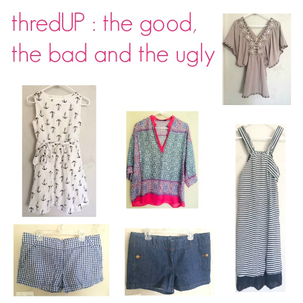 My Experience with thredUP : the good, the bad and the ugly